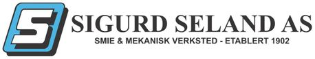 Logo, Sigurd Seland Smie & Mek Verksted AS